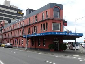 The Leviathan Heritage Hotel – Dunedin