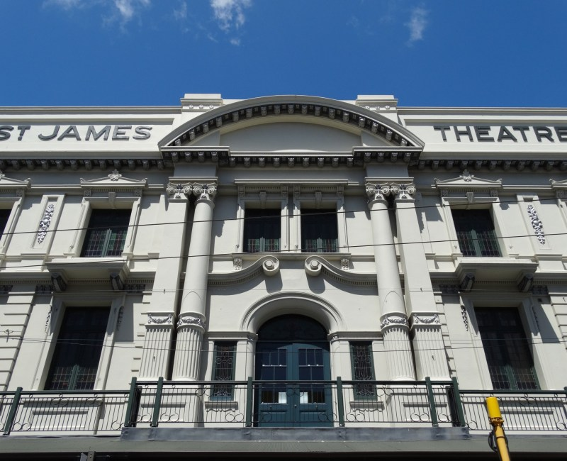 St James Theatre, Wellington