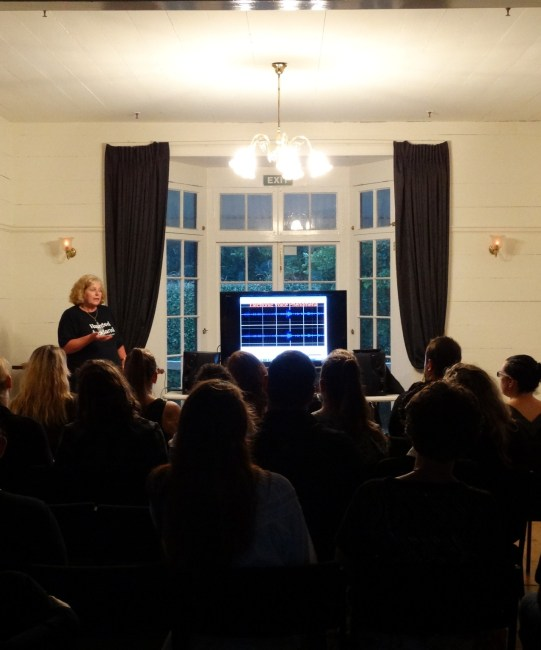 Bell House Presentation Evening  – Feb 27th 2016