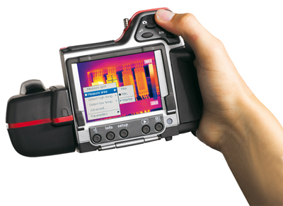 Using Thermal Imagers