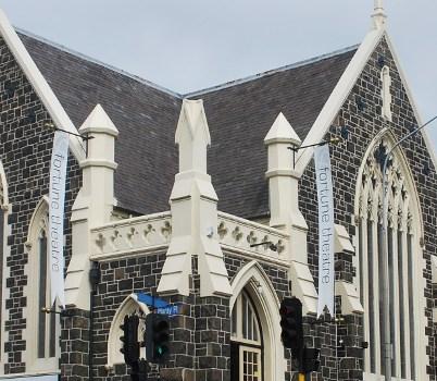 Fortune Theatre, Dunedin