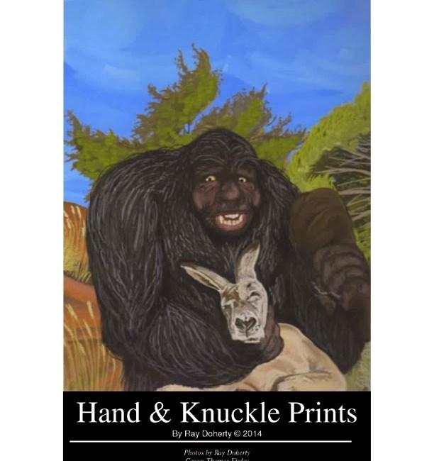 Australian Ape Project: Hand & Knuckle Print Report 2014