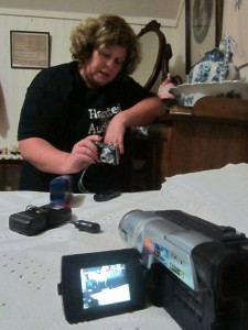 Using equipment on a Paranormal Investigation