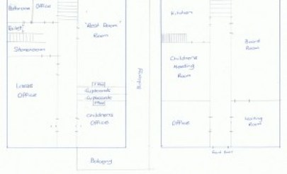 Massey Homestead Floorplan