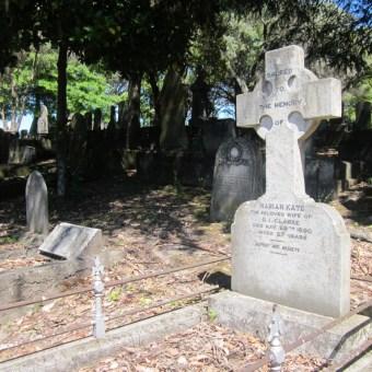 Old Napier Cemetery 16