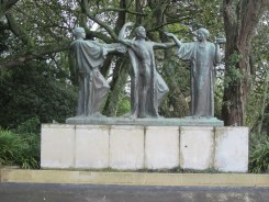 The Three Witches, Auckland Domain 03