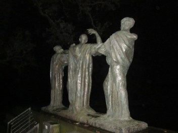 The Three Witches, Auckland Domain 11