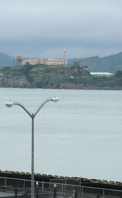 Alcatraz – San Francisco Bay, California