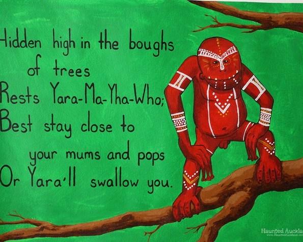 Yara-ma-yha-who