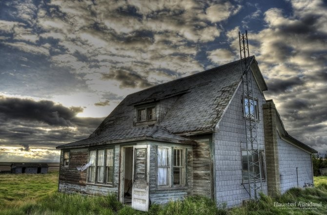 Trying to Sell Your Haunted House? Try Exorcism