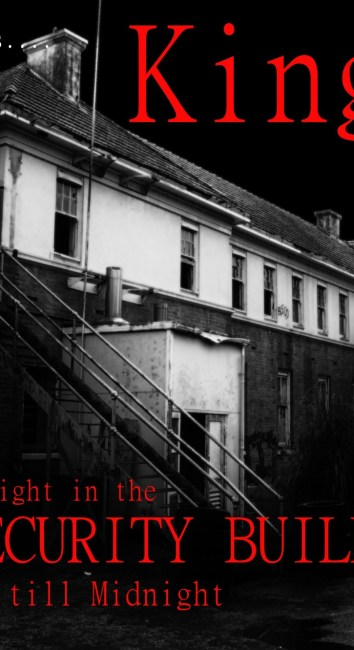 PUBLIC GHOST HUNTS: Kingseat Hospital – Maximum Security Buildings-  Oct 11th / 18th