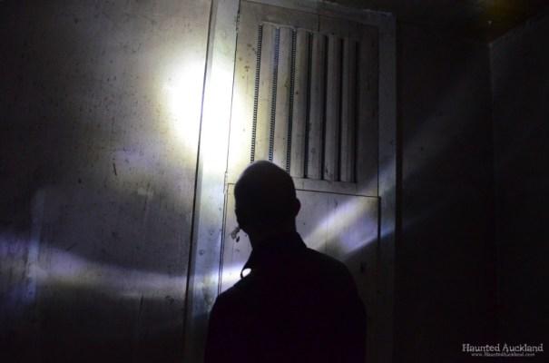 Maximum Security interior, Kris