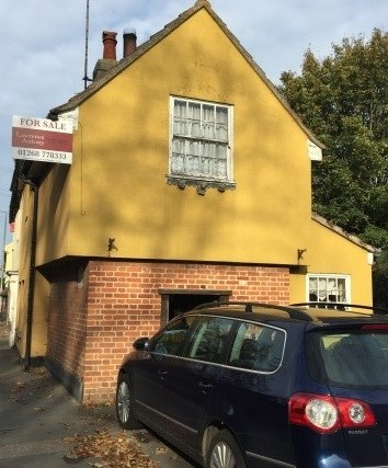 The Cage – St Osyth, Essex, United Kingdom