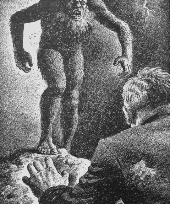 The Big Grey Man of Ben Macdhui – Britain's very own Bigfoot?