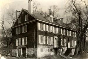haunted historic Whitehill Mansion