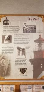 St. Augustine Lighthouse haunted history tour paranormal historic