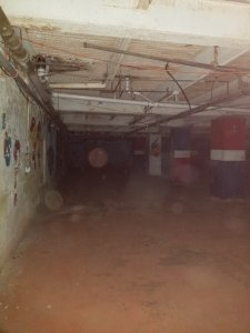 West Virginia Penitentiary prison haunted paranormal history historic sugar shack