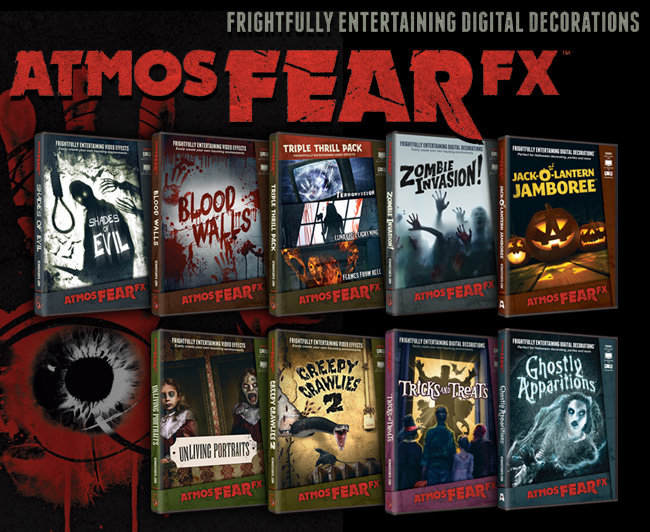Digital FX CGI Animation DVDs To Haunt Your Haunted