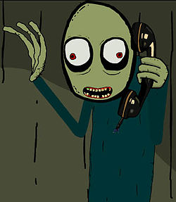 """Salad Fingers"", courtesy of Wikipedia"