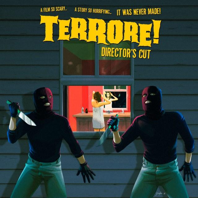 Terrore! poster.