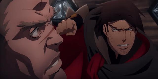 Castlevania S3 Episodes 8 & 9