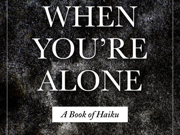 For When You're Alone book cover