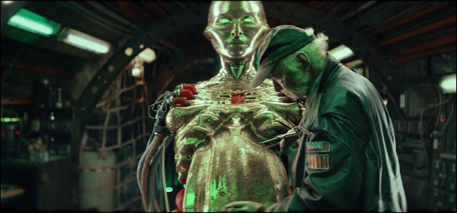 Review: Blood Machines (2019) - Haunted MTL