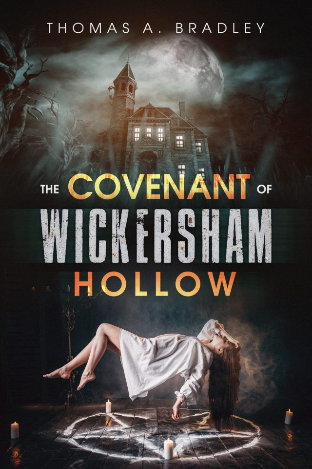 The Covenant of Wickersham Hollow cover art.