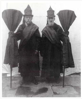 Victorian Funeral mutes