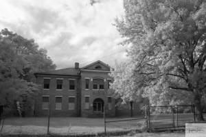 Abandoned Christian School Cambridge Maryland