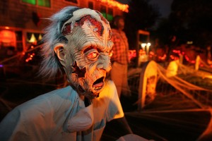 Picture from the Scaring Off Diabetes Display