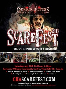 ScareFest: Canadian Haunteed Attraction Convention