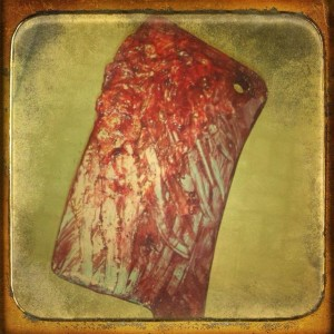 Win a Bloody Meat Cleaver from Stabbing House!