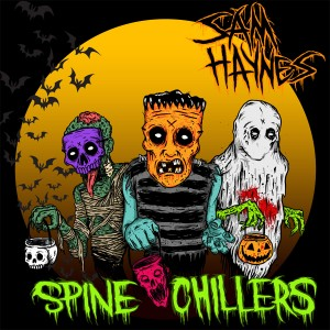 Buy Spine Chillers from Sam Haynes