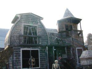 Haunted Manor Photos