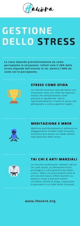 gestione dello stress e benessere