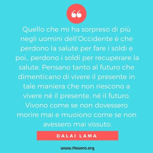 Dalai Lama articolo Speranza