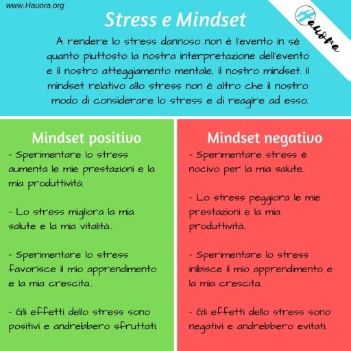 mindset e stress