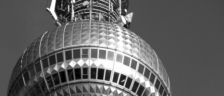 Hauptstadt Wahrzeichen: Der Berliner Fernsehturm