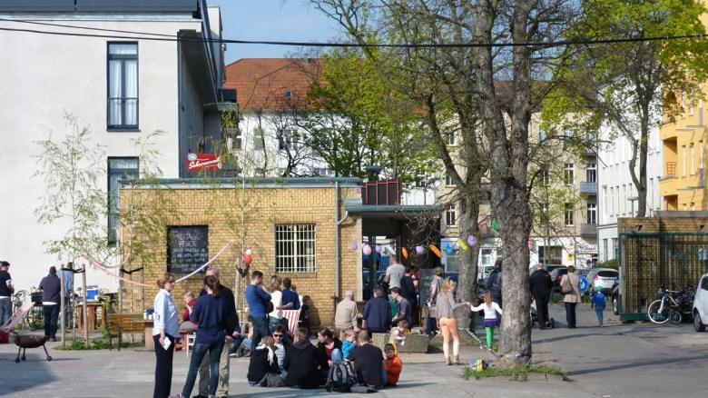 Berlin Oberschöneweide: Die ehemalige Industriebrache erwacht zum Leben.