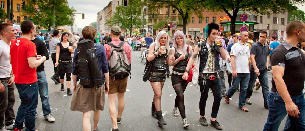 Erster Mai in Berlin - Momentaufnahmen - Bild 3