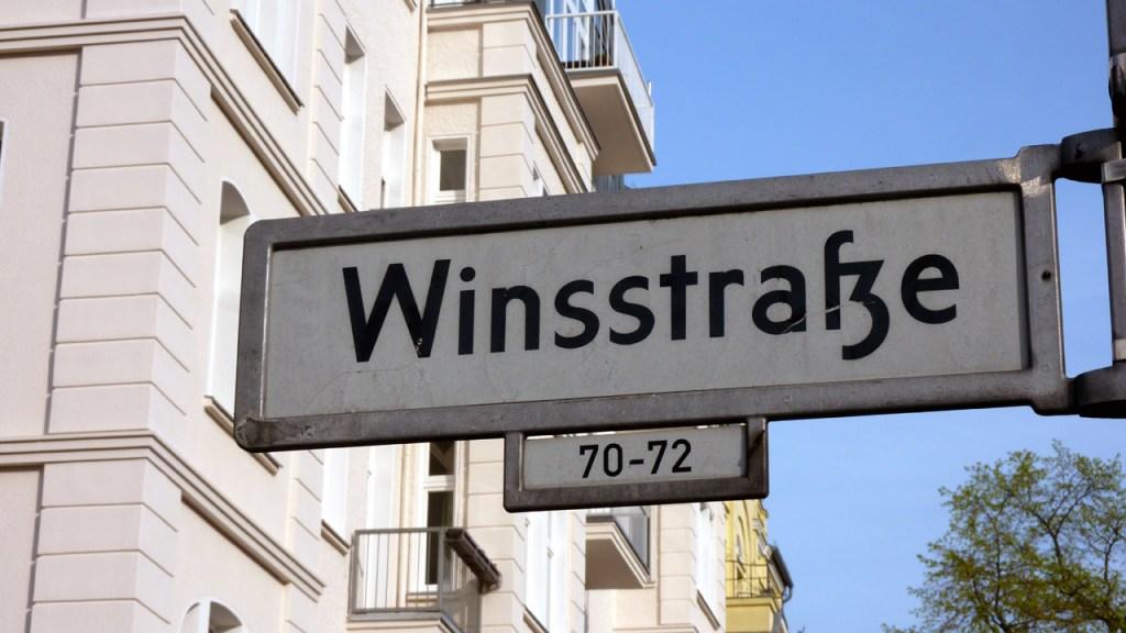 Berlin Prenzlauer Berg - Sanierungserhaltungsgebiet Winsstrasse - Bild 1