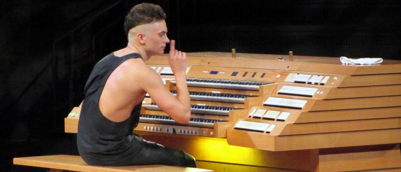 Seine Orgel kostet 1 Million Euro - Cameron Carpenter.
