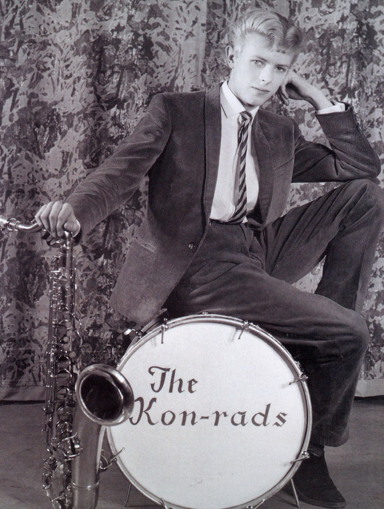 David Bowie: Konrads - The David Bowie Archive, Foto ©Victoria and Albert Museum