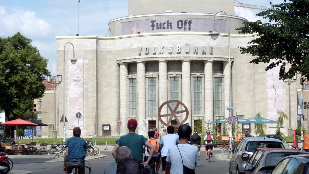 Critical Mass Berlin: Kritische Masse - Bild06 ©Orlando Mittmann – kritische-masse.net