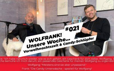 #021 – Vorweihnachtszeit & Candy-Schlüpfer