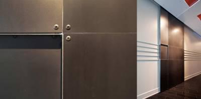 Industrial Modern Interior - HAUS | Architecture