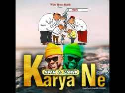 Adam A. Zango – Karya ne Audio MP3 Download