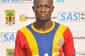 Maxwell Boakye the eyes of Gold star FC