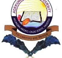 Adekunle Ajasin University Postgraduate courses